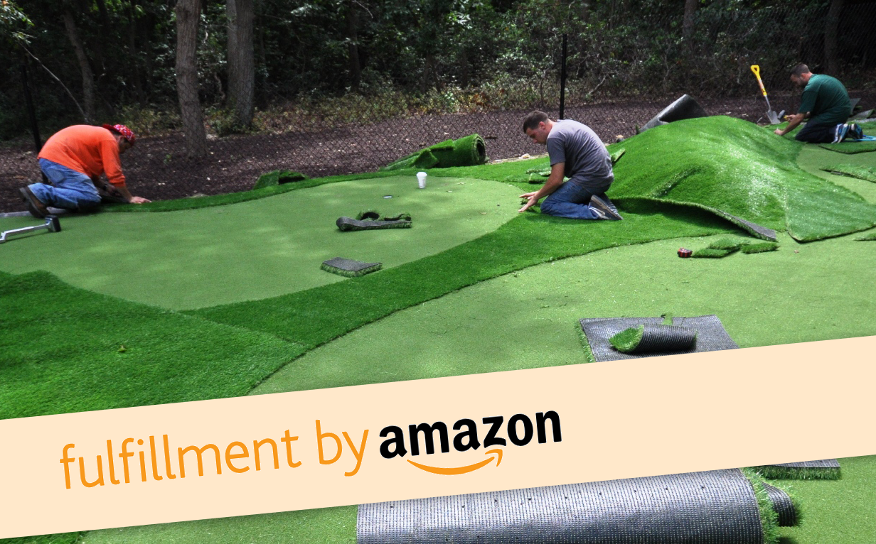 syntheticgrass Amazon Now Sells Landscape Services