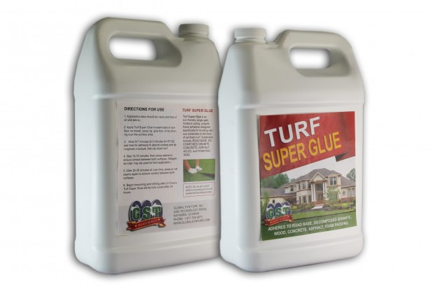 Turf Super Glue installgrass