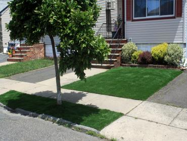 Artificial Grass Photos: Artificial Grass Installation Carlisle, Ohio Landscape Ideas, Landscaping Ideas For Front Yard