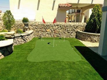 Artificial Grass Photos: Artificial Grass Installation West Milton, Ohio Lawns, Backyard