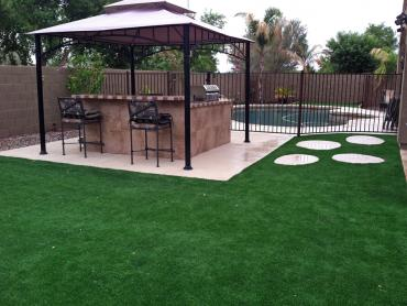 Artificial Grass Photos: Artificial Lawn Parma Heights, Ohio Landscape Ideas, Swimming Pools