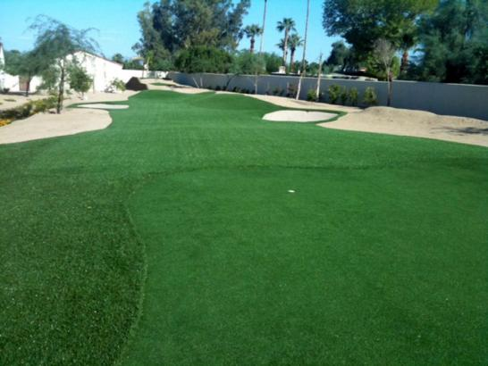Artificial Grass Photos: Artificial Turf Commercial Point, Ohio Office Putting Green