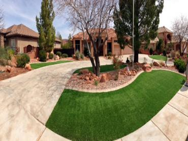 Artificial Grass Photos: Artificial Turf Upper Arlington, Ohio Rooftop, Front Yard Ideas