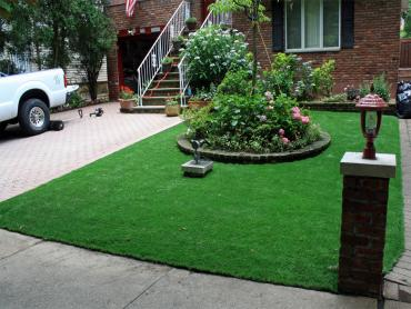 Artificial Grass Photos: Fake Grass Carpet Munroe Falls, Ohio, Front Yard Ideas