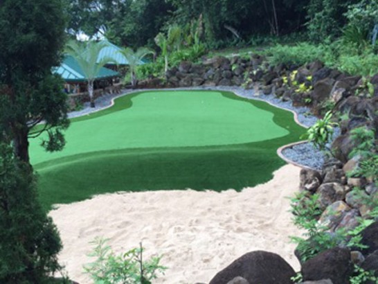 Artificial Grass Photos: Grass Installation Cairo, Ohio Artificial Putting Greens