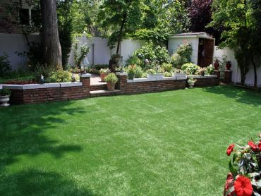Artificial Grass Photos: Grass Installation Moraine, Ohio Backyard Playground, Backyard Designs