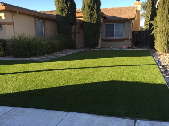 Artificial Grass Photos: Synthetic Grass West Mansfield, Ohio Backyard Playground, Front Yard Design
