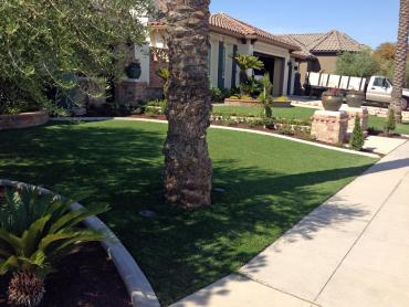 Artificial Grass Photos: Synthetic Turf Bridgetown, Ohio Lawns, Front Yard Design