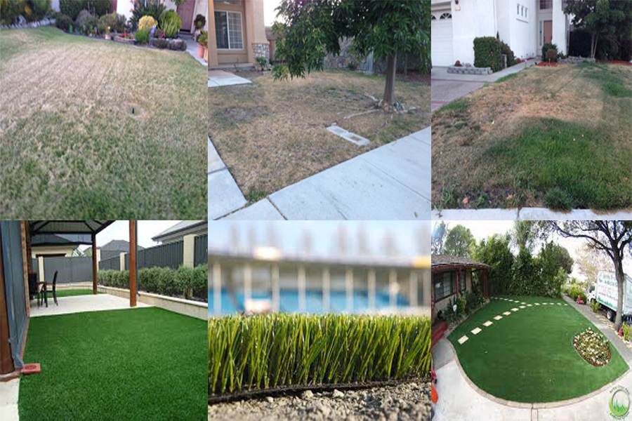 syntheticgrass Two Ways to Save Your Lawn in California Drought