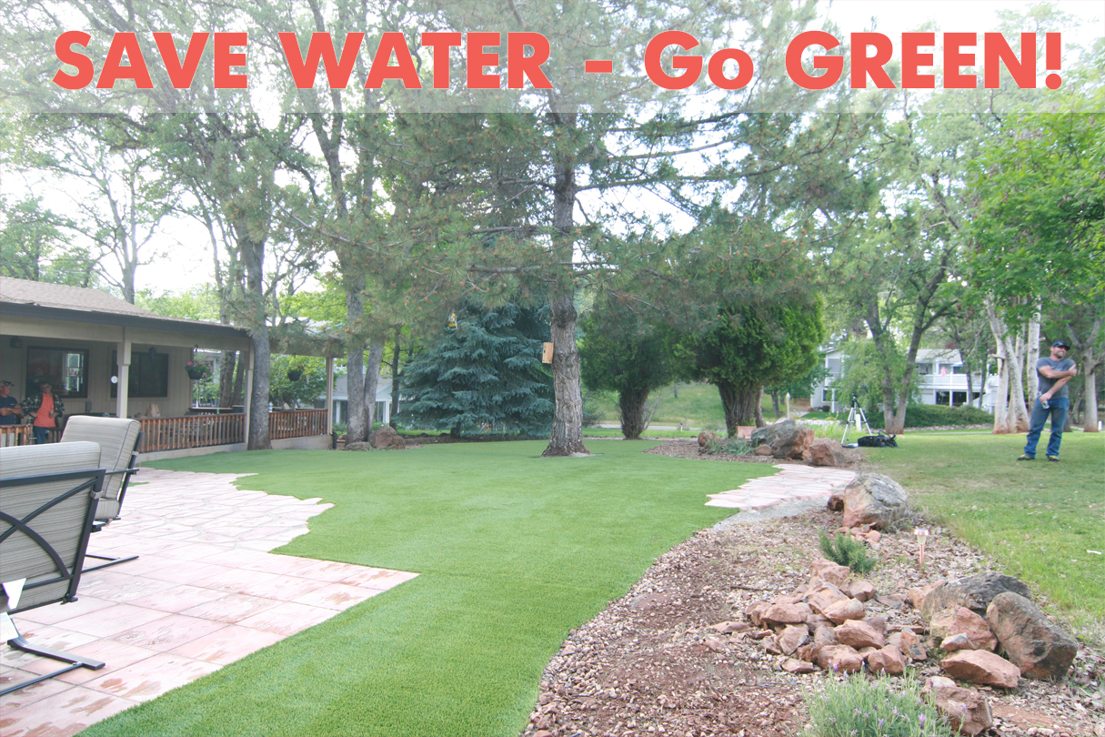 syntheticgrass Water Conservation